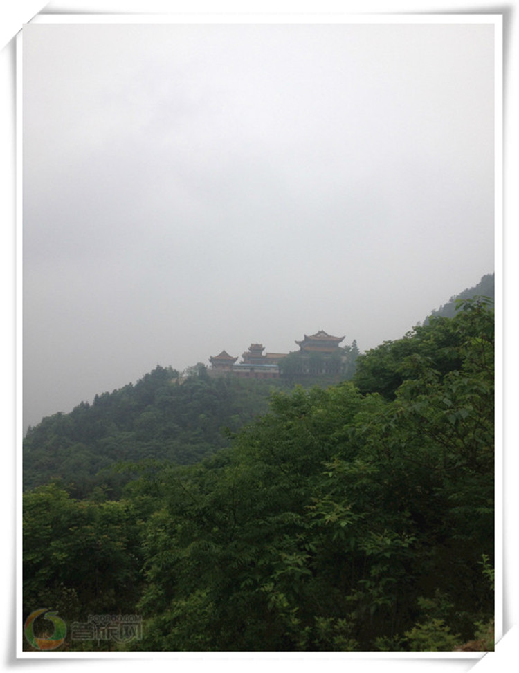 仙女峰景色