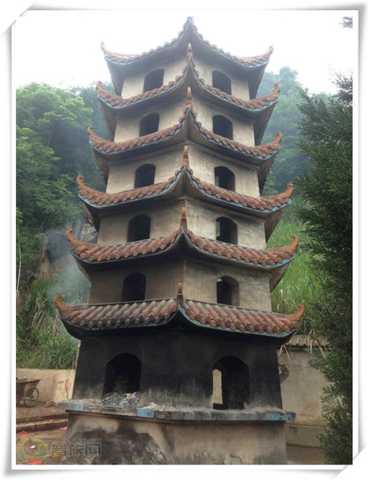 仙女峰的历史建筑