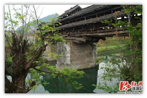 桥头河景点