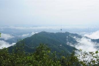梧桐山绝美风光,深圳最不能错过的一座山!