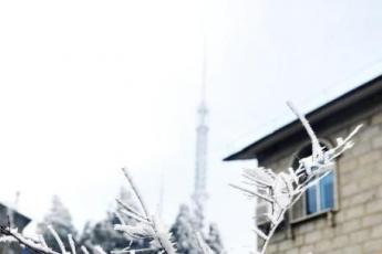 北方的雪景美图,深圳的朋友很少看到吧!