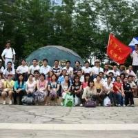 在深圳园博园搞得一次老乡聚会活动花絮